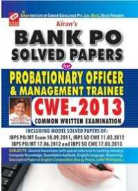 Solved descriptive papers for bank po exams