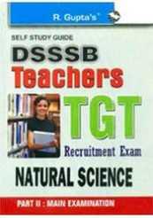 Dsssb Tgt Natural Science Syllabus