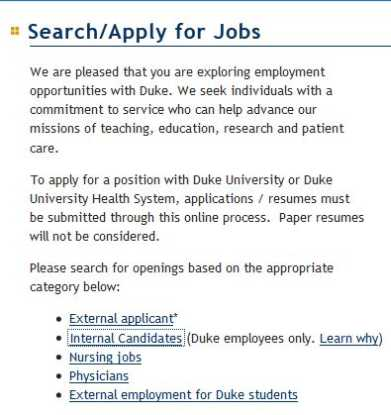 Duke clinical research institute careers 2018 2019 for Clinical trial research jobs