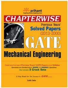 Gate Mechanical Engineering Books - 2018-2019 StudyChaCha