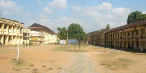 This is the image of the campus