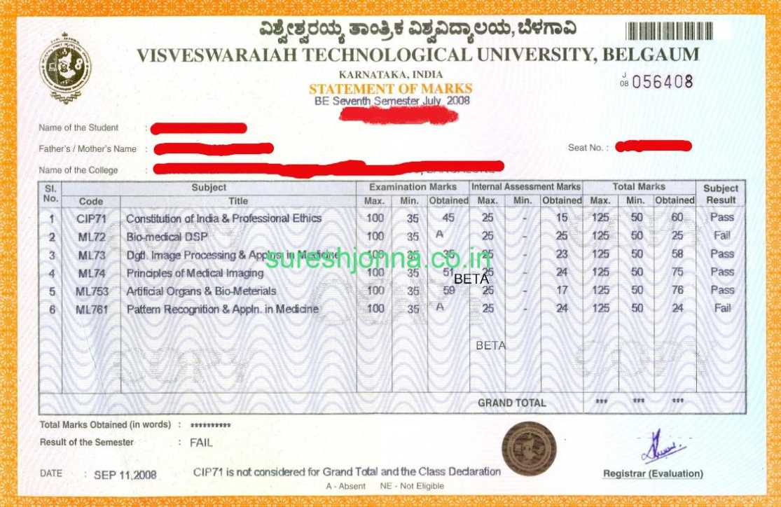 How To Calculate Aggregate In Vtu Be After Clearing Back Logs 20172018  Studychacha How To How