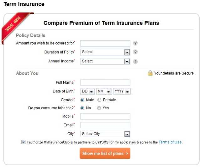 Term Life Insurance Quote Calculator 2: 2018-2019 StudyChaCha