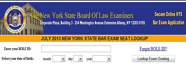 New york state dating laws