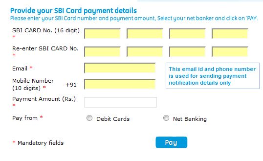 Top 10 SBI Credit Cards