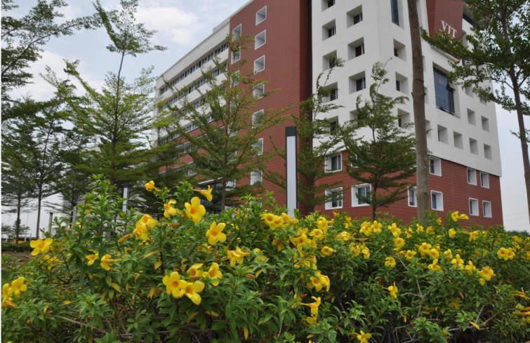 Vit University Chennai Campus Images 2018 2019 Studychacha