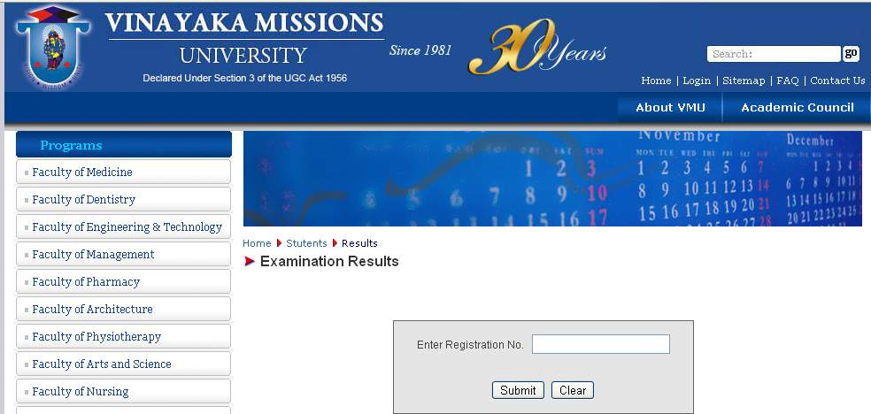 Is vinayaka missions university approved by ugc yadclub Choice Image