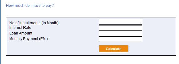 Sbi maxgain home loan excel calculator – review, details, benefits.