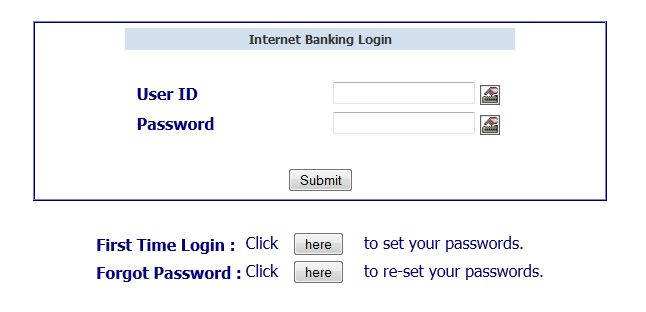 how to activate net banking in corporation bank online