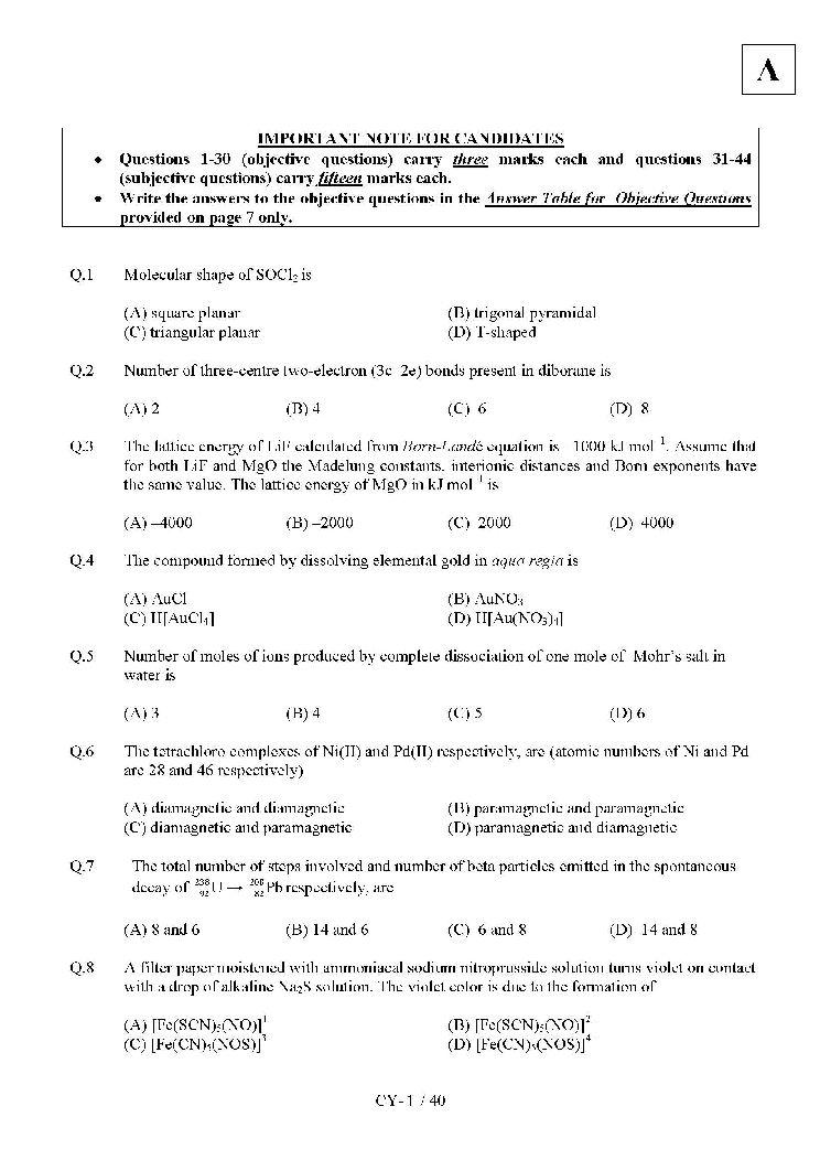 thesis studies in chemistry
