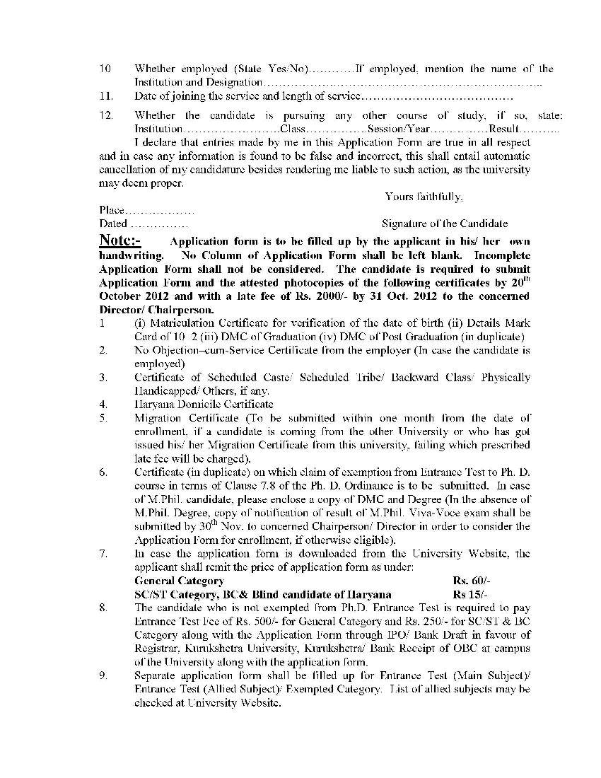 Phd dissertations online kurukshetra