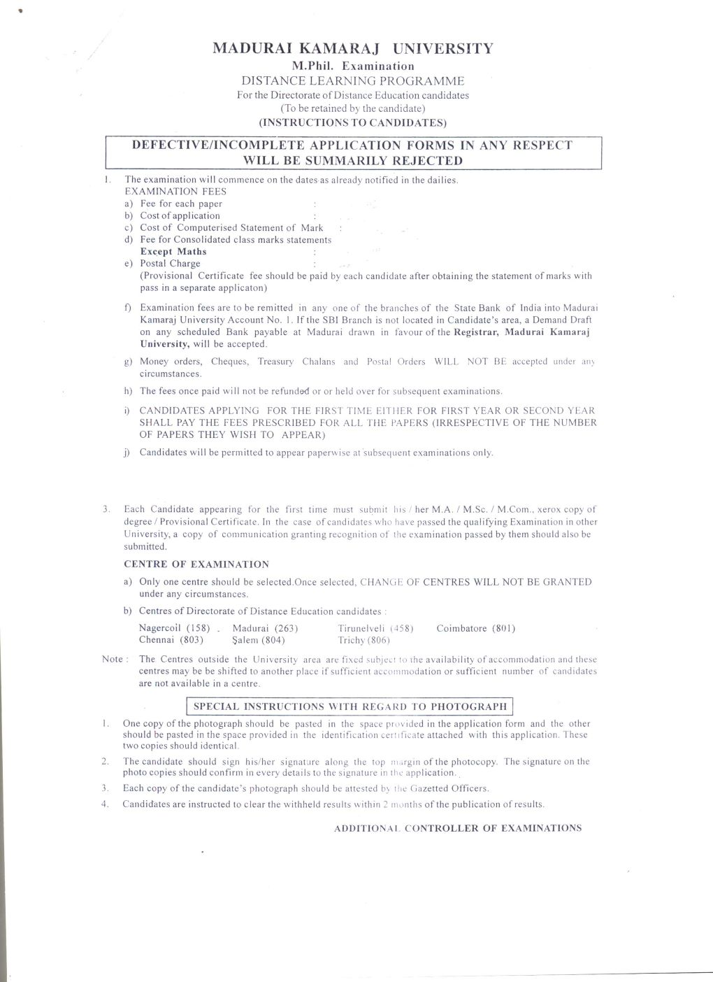 download cbu application form for 2015 academic year