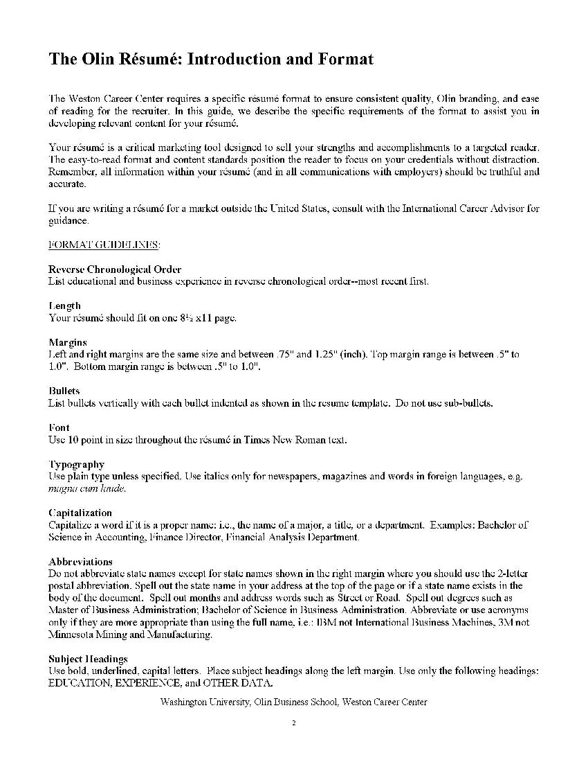 Internship Resume Sample Internship Resume Sample Career Enter Resume ...