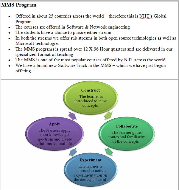 job oriented course Tandem provides various job oriented courses - diploma in computerized financial accounting (dcfa), spine (specialized professional in network engineering.