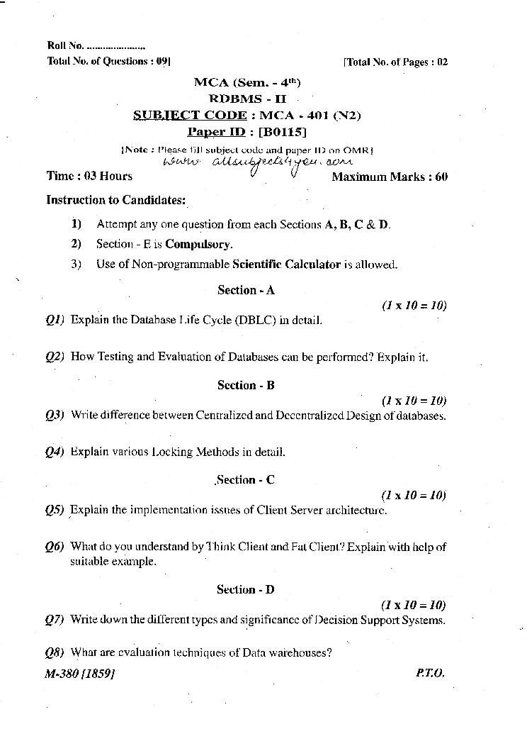 ptu question paper Semester notes, pu be mech design of machine elements-ii (dme) 6th semester 2014 question paper, compound stress and strain .