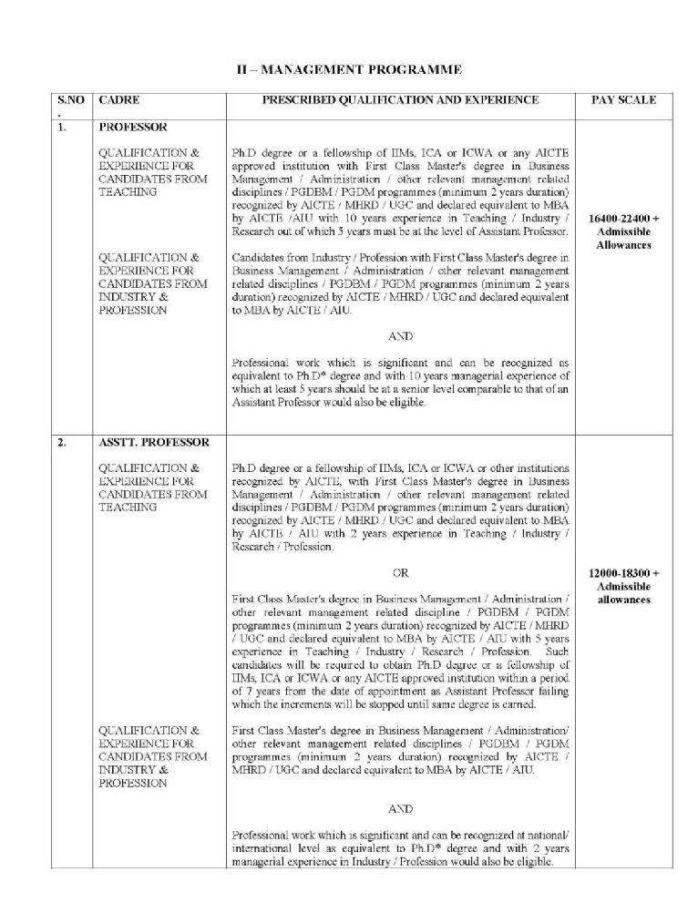 aicte norms for lecturer recruitment page 2 2016 2017 studychacha you want to know norms of aicte for lecturer of science and huminities recruitment so i am providing you