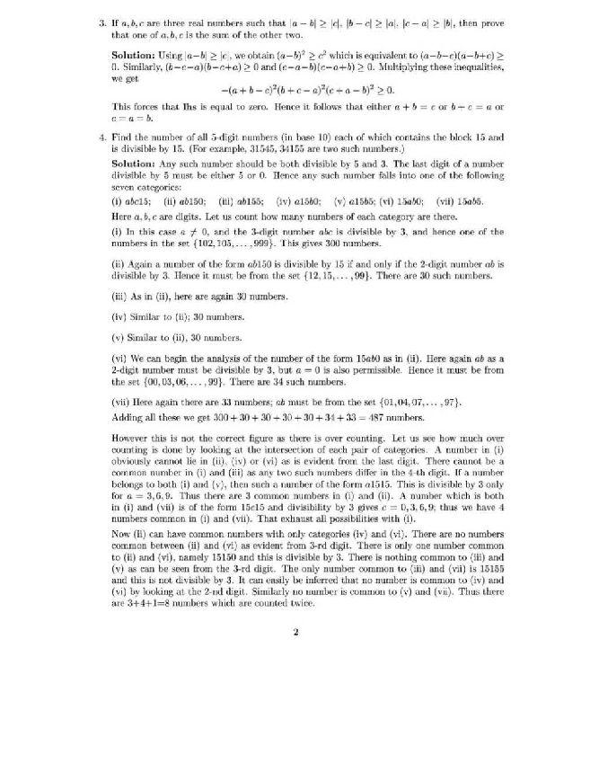 How to Study for the Math Olympiad: AMC 10/AMC 12
