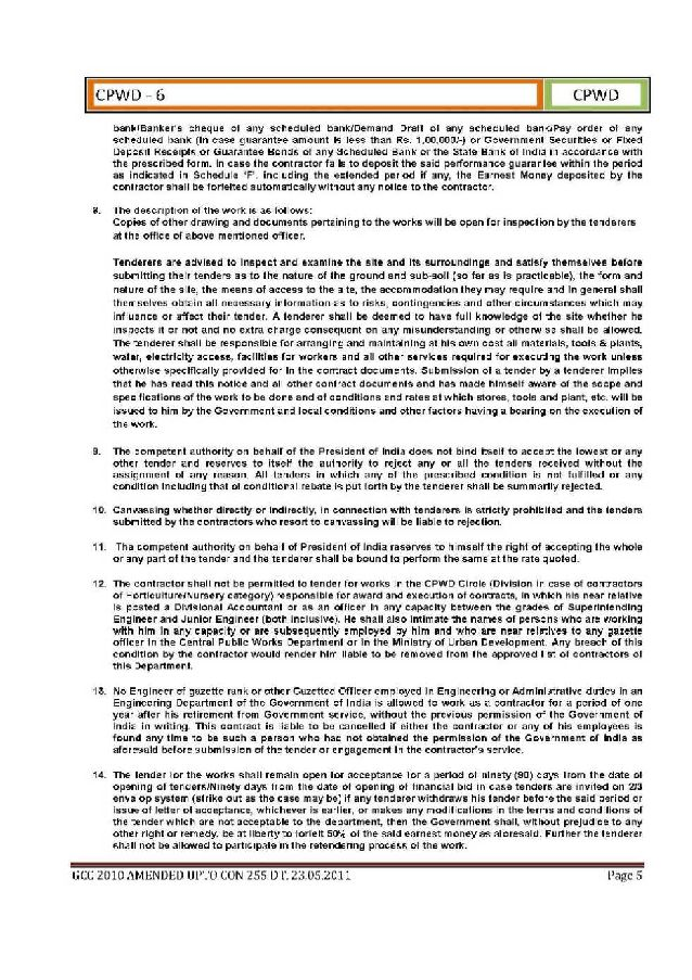general conditions of contract in india General conditions probably derives from the industry standard aia family of construction forms the aia general conditions of the contract for construction is a multi-page, boilerplate definition of the roles and responsibilities and process that will take place.