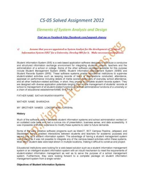 solved assignment paper of ignou