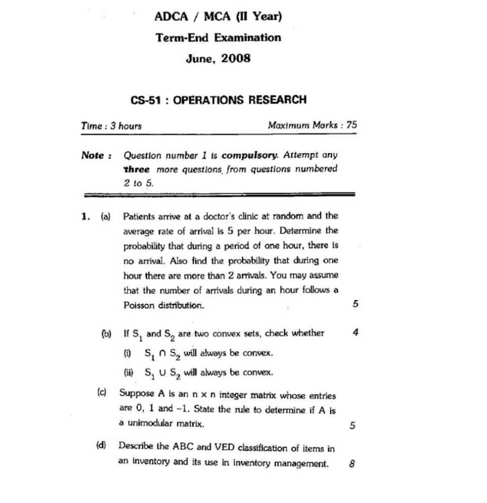 IGNOU Question Paper Solutions/MCA/Semester 5/MCSE-011 Parallel Computing/june 2010
