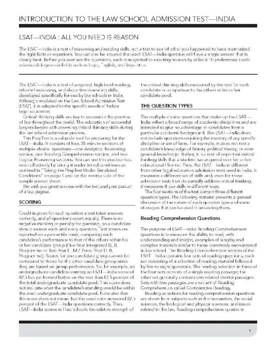 lsat practice test pdf free