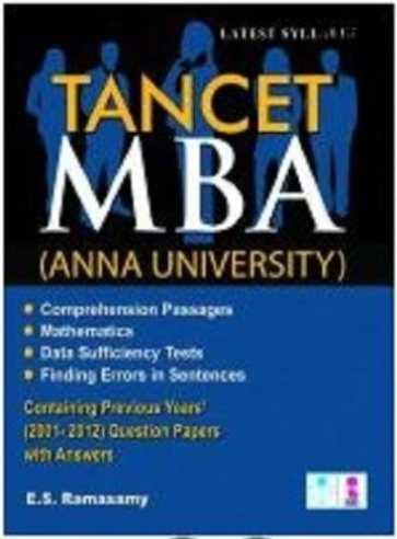 Tancet Mba Study Material Free Download Pdf by ...