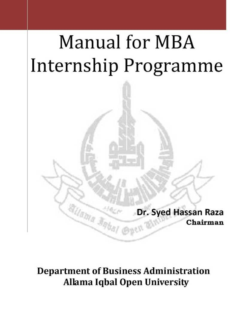 Sample mba project report pdf - Top Essay Writing