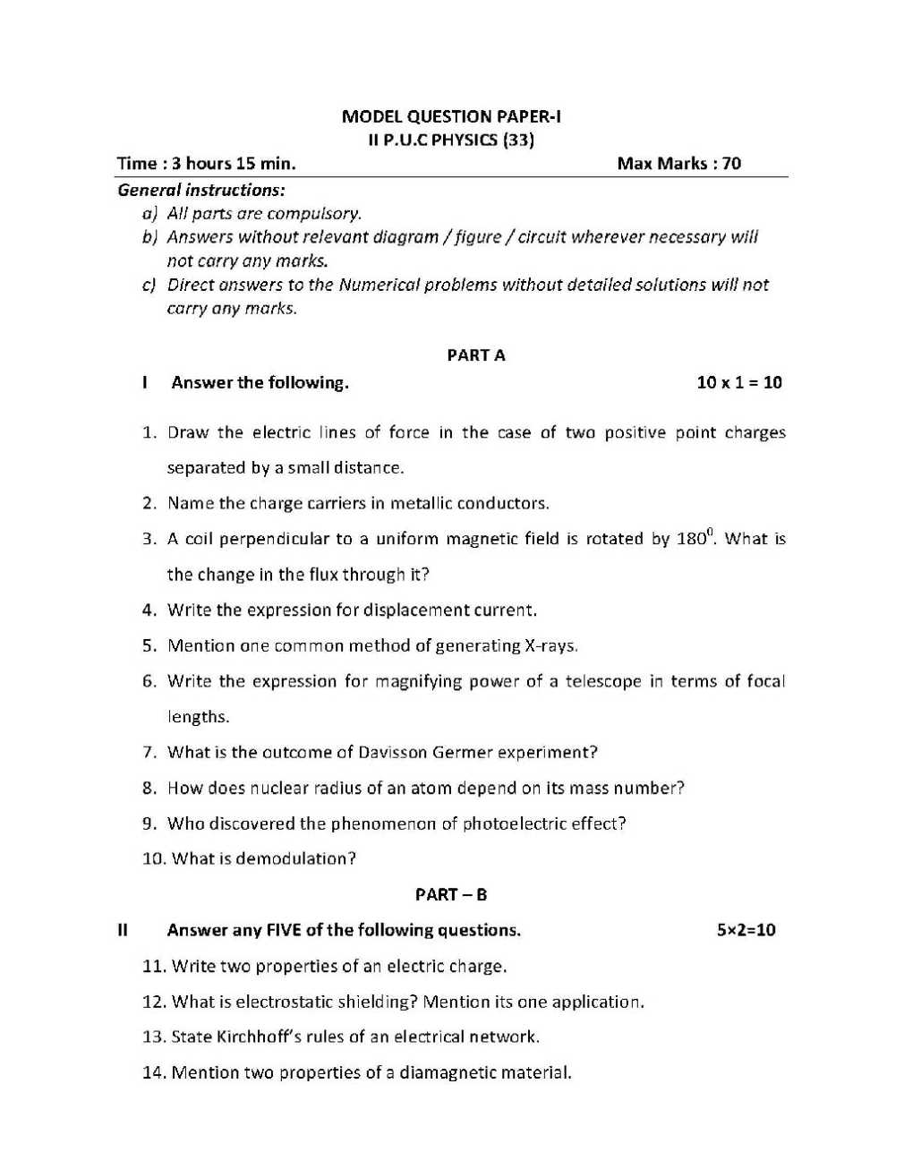 intermediate 2 maths past paper 2006