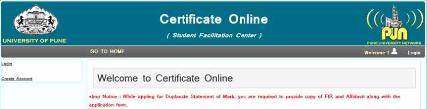 how to get online certificate degree jcu