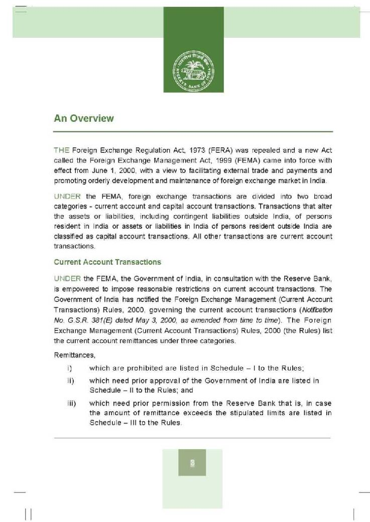 Pdf act exchange foreign management