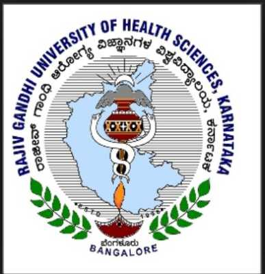 rajiv gandhi university of health science dissertation Dissertation submitted to the rajiv gandhi university of health sciences rated 4,3 stars, based on 200 customer reviews along with providing you with superior dissertation help posed in the introduction look at customer.