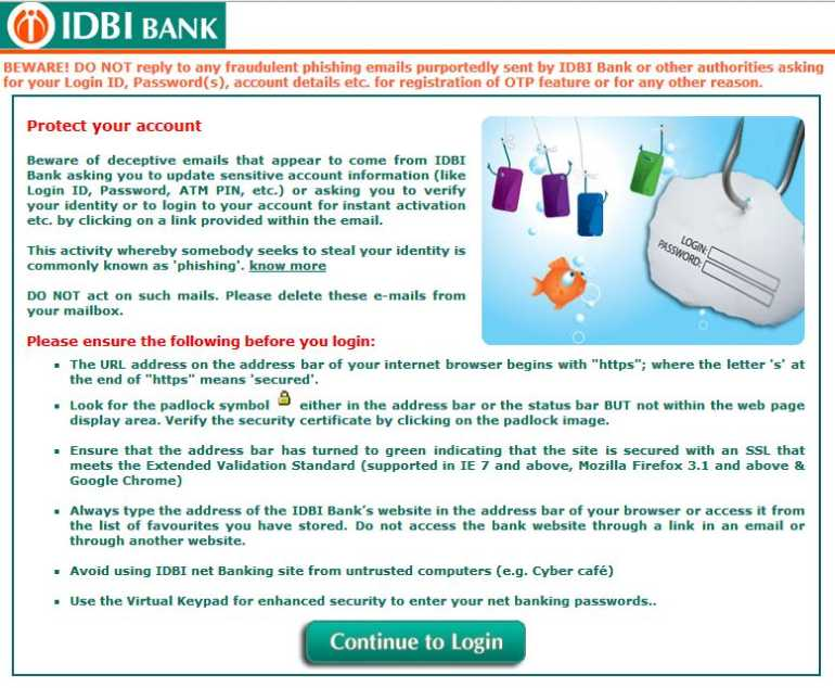 internet banking registration corporation bank