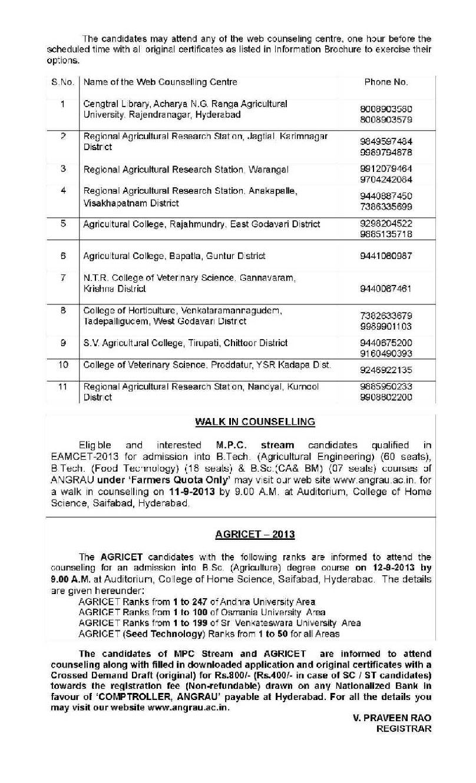 Acharya N. G. Ranga Agricultural University - Wikipedia