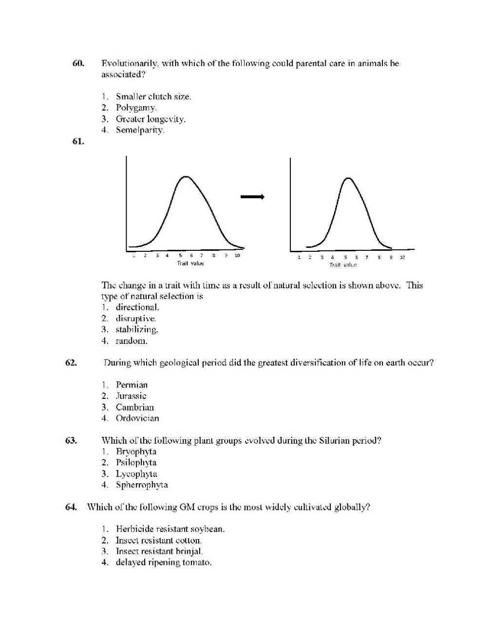 csir net life science question paper december 2011 pdf