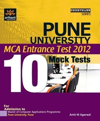 The lists of books for the preparation of the MCA entrance examination