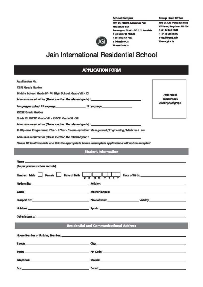 Jain-International--Admission-1 Jain University Application Form on nigeria govt diploma online, jee exam, us lottery, new school, junior engineer job, for miss glamorous, for namwater, for p1 teachers, divine word university, naba scholarship, flomaton police,