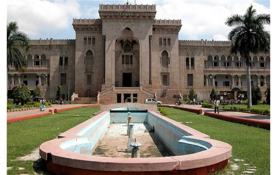 Affiliated colleges of M.Com of Osmania University - 2015-2016 ...