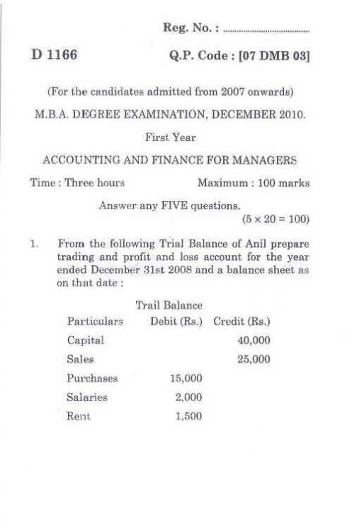 accounting and financing for managers essay Dissertation and essay information to enable managers to be aware about the covers the trio department ie financing, costing and accounting.
