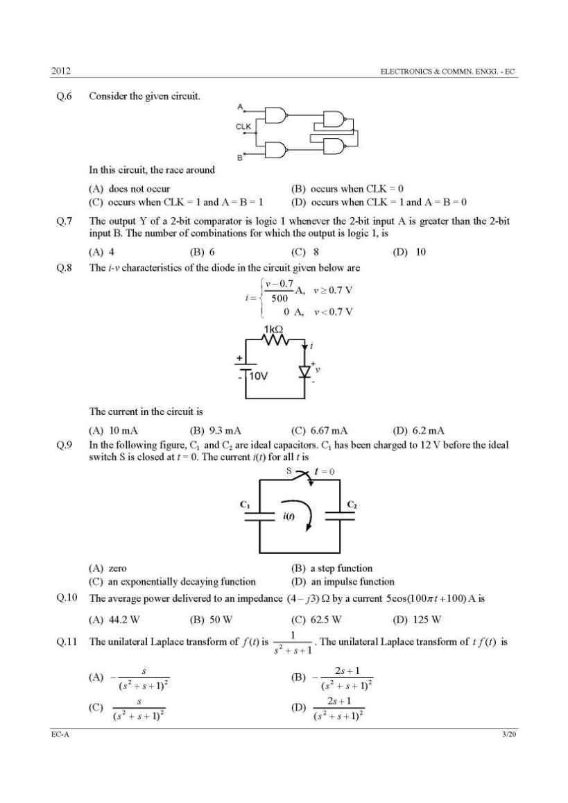 Communication exam