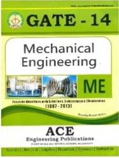 Gate Mechanical Engineering Books - 2018-2019 StudyChaCha
