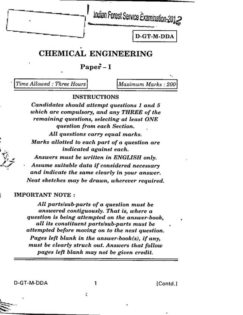 chemical engineering essay Process intensification (pi) is a concept in chemical engineering which first defined back in 1970 sparked by the need to reduce capital.