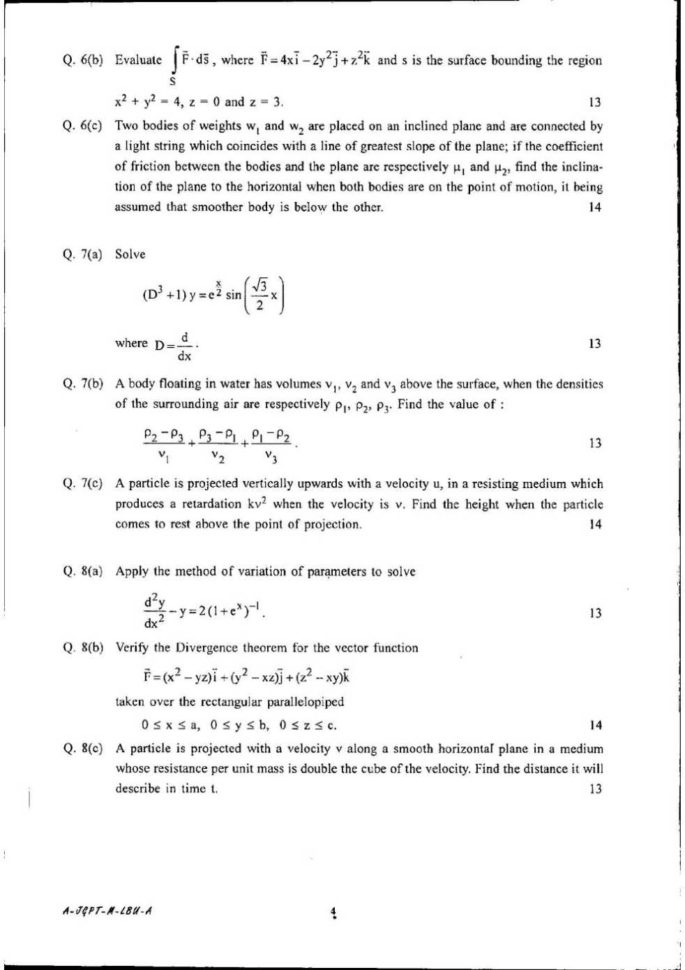 science exam papers online Collections of past examination papers in printed form are available in some of  our  of chemistry examination papers are also available to staff and students  online via  engineering and computer science papers for the last three years  are.