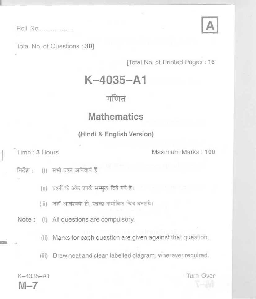 essay math