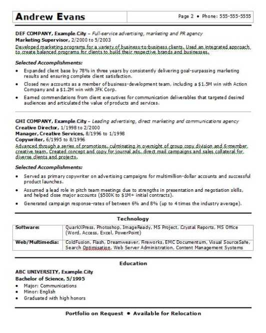 Professional Resume For It Companies 2018 2019 Studychacha