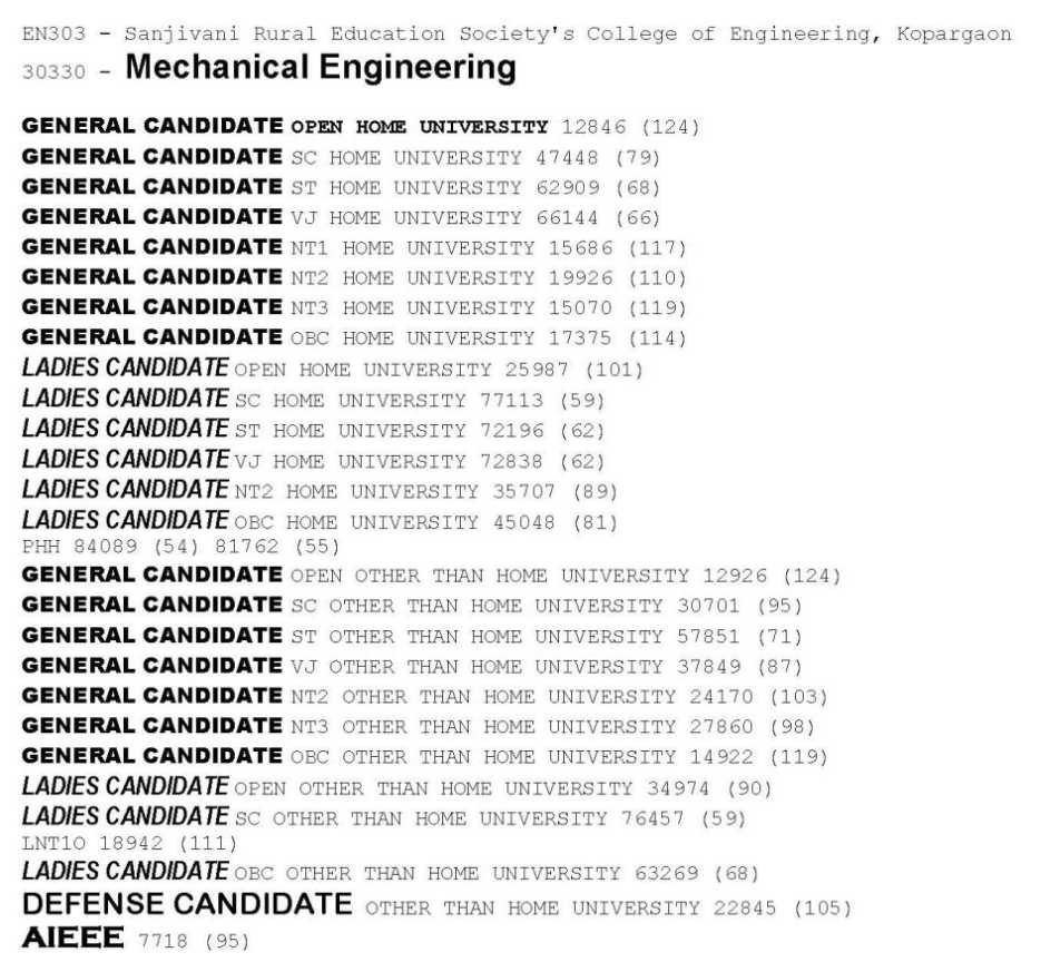 Mechanical Engineering glasgow universities and colleges list