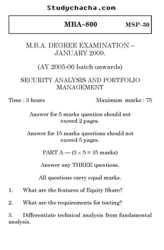 research papers on portfolio management