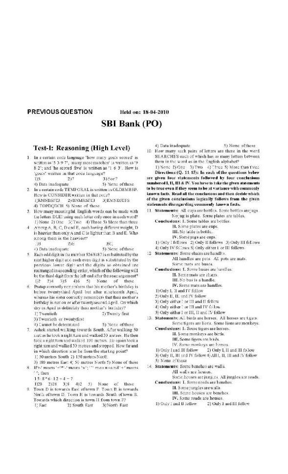 Banking Awareness Notes PDF