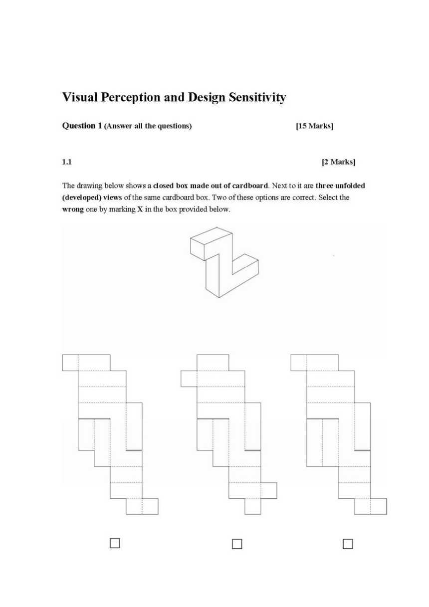design essay questions