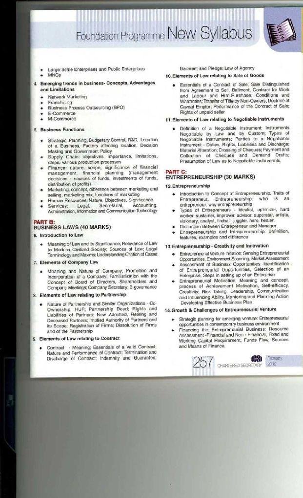 Study company secretary canada