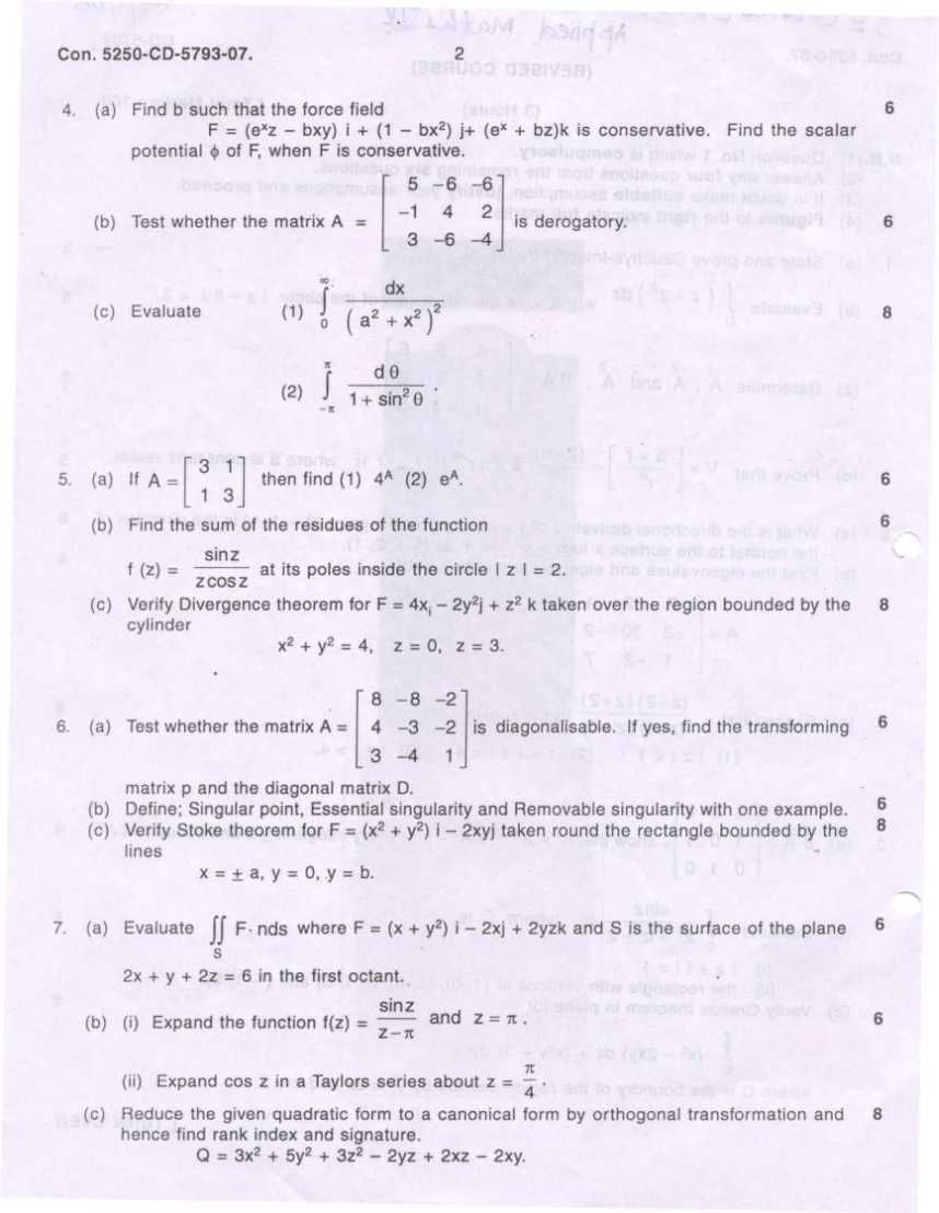 applied heat past examination questions Numerical analysis exam archive  department of applied mathematics engineering center, ecot 225 526 ucb boulder, co 80309-0526 303-492-4668 303-492-4066 (fax.